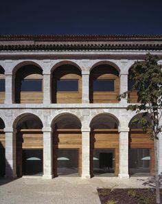 The Old Complex of El Colegio de Santo Tomás, Spain | Aranguren & Gallegos Architects