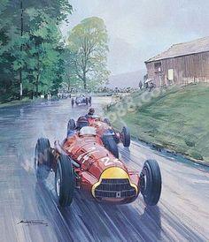 F1 GP #08 - Swiss GP 1951 - Alfa Romeo 158 - Juan Manuel Fangio