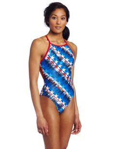 6b10228f691 Speedo Women s Team Collection Star Swimsuit « Clothing Adds Anytime