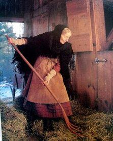 Tasha Tudor, stables