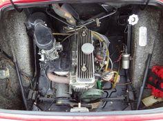 1964 Willys Overland Interlagos Cabriolet Engine