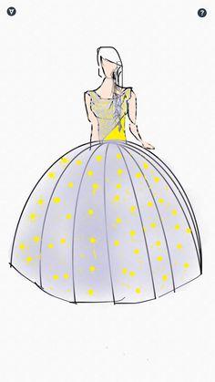Nightingale Nightingale, Cinderella, Disney Characters, Fictional Characters, Doodles, Disney Princess, Art, Fashion, Moda