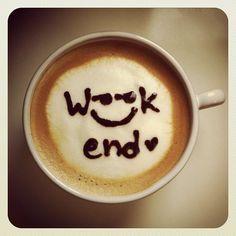 Happy week-end ♥