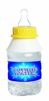 Amazon.com: Flipple Baby Bottle to Go - Turns Water Bottle into Baby Bottle!: Baby