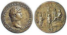 Coin of Nero