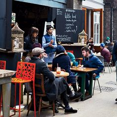 Europe's Best New Food Markets: Maltby Street Market; London #eathere
