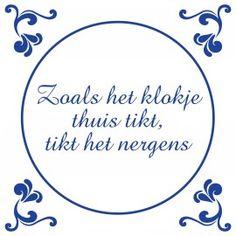 Dutch saying