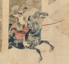 Samurai Art, Japan, Painting, Japanese Dishes, Painting Art, Paintings, Painted Canvas, Japanese, Drawings
