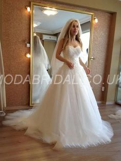 modabridal.co.uk SUPPLIES Tailor made Sweetheart Summer Floor-Length Button All Sizes Church Classic & Timeless Winter Wedding Dress Simple Wedding Dresses (4)