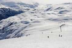 Røldal Skisenter - Nice place on the westcoast of Norway!