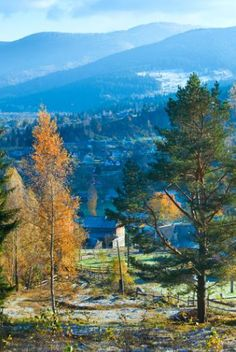Autumn in Carpathian mountings , W Ukraine, from Iryna How Beautiful, Beautiful People, Carpathian Mountains, Art Photography, Autumn, Adventure, Country, Travel, Painting