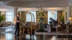 Concierge & Pianist @ The Newpark Hotel Kilkenny Ireland - Photo Stylist Naomi Dunleavy Newpark Hotel Kilkenny, Hotel Foyer, Ireland Hotels, Reception Areas, Concierge, Dublin Ireland, Candle Sconces, Wedding Venues