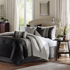 Madison Park Infinity 7-pc. Comforter Set