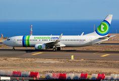 PH-HSA Transavia Boeing 737-800