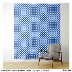 Shop Blue Dots/Circles Pattern Tapestry created by AponxDesigns. Blue Tapestry, Wall Tapestry, Blue Dots, Circle Pattern, Your Perfect, Tapestries, Circles, Curtains, Room