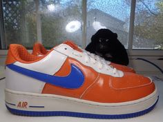 033d445d253134 Mens Nike Air Force 1 One Word Cup Holland 309096-811 Basketball shoes size  11
