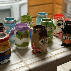 Your place to buy and sell all things handmade Birthday Party Centerpieces, Mason Jar Centerpieces, Baby Shower Centerpieces, Baby Shower Decorations, Mason Jars, Toy Story Birthday, 2nd Birthday Parties, Baby Birthday, Birthday Ideas