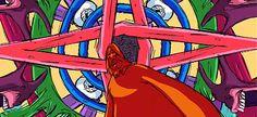 Trippy Music Video – Ape School – Wail To God