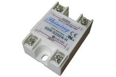 SSR-S25AA(-H) Solid State Relay-Relays and Contactors