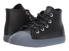 7281299f0e88 Converse Kids Chuck Taylor All Star Leather + Thermal - Hi (Infant Toddler)
