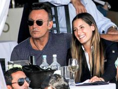 JESSICA Springsteen  Born in the U.S.A., this Jersey girl is an accomplished horse rider – she's won awards for show jumping – and is a Duke University grad.