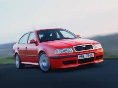 Skoda Octavia VRS - still pulling at 140mph! The car I enjoyed most.