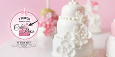 {Tutorial} How to make Tiered Wedding Cake – Cake Pops | niner bakes