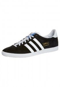 best service a20e0 774fc Shop online for the latest collection of Adidas Originals Gazelle Og Mens  Trainers Black White