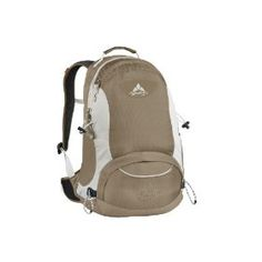 Vaude Women's Tacora 20 Plus 4 Daypack.  $96.35            TACORA 20+4 - GRAPESporty and spacious women\'s pack with optimal back ventilation and individually adjustable shoulder straps. Volume expandable with zip ? Front zip pocket ? Gear loops ? 2 outer mesh pockets ? Floor compartment ? Padded hipwings with zip pockets ? Softly...