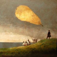 miguel macaya | Evocación Caspar David Friedrich
