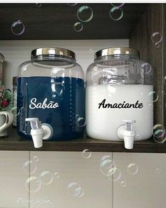 Home Decoration; Laundry Room Organization, Laundry Room Design, Diy Organization, Laundry Detergent Storage, Diy Organizer, Organizers, Interior Design Living Room, Living Room Designs, Casa Clean