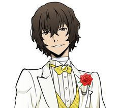 Marry me Dazai!