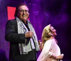Al Bano i Romina Power zaśpiewali w Krakowie Tyrone Power, Two Daughters, Nostalgia, Faces, Vogue, Christian, Concert, Baby, Fotografia