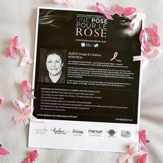 """Je suis prête! C'est demain que se tient pour beaucoup de photographes au Qc la journée """"Une Pose pour le Rose""""! Et je suis tres heureuse de faire partie de ce grand mouvement de générosité pour la Société canadienne du Cancer dédié au cancer du sein.  #UnePosePourLeRose #djuBOX #TousPourUn #RubanRose #Photoshoot #Express #GrosseJournee #JaiHate"""