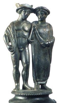 Bronzetti etruschi da Spina (FE)