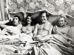Natalie Wood in Bob & Carol & Ted & Alice