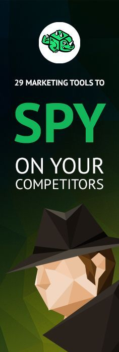 Check out spy #marketing #tools to correct your marketing strategy. #tips