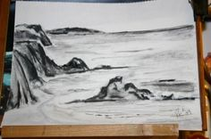 Sweet smell of the ocean, pencil park