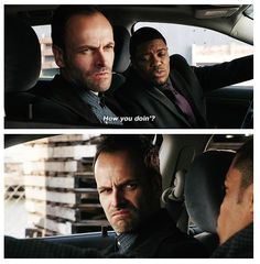 his face! xD {gif} #elementary <-- that's his normal face, though xD