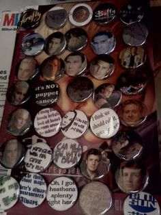 Whedon Swap - Buttons