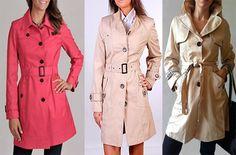 Listo patrón femenino cabo / abrigo en cuatro tamaños Oz 88-100 cm