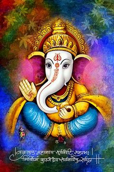 Lord Ganesha is one of the most popular Hindu deity. Here are top Lord Ganesha images, photos, HD wallpapers for your desktop and mobile devices. Ganesh Lord, Shri Ganesh, Ganesha Art, Clay Ganesha, Krishna, Hanuman Images, Ganesh Images, Happy Ganesh Chaturthi Images, Dancing Ganesha