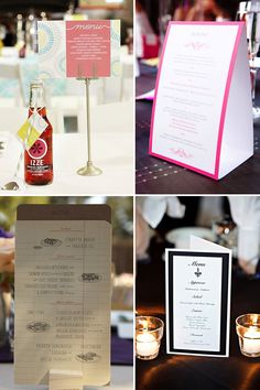 Why create a written menu?    (A) indicate what your guests should expect for dinner  (B) provides choices for your guests for their entrees  (c) adds an additional stationery design element to your wedding  (D) adds a sense of formality to your wedding reception
