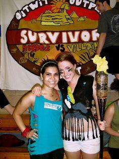 Survivor Themed Social! Would be pretty fun!