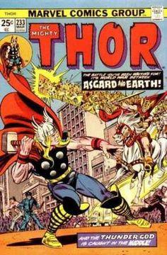wKane Thor Cover # 233