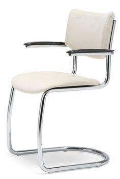 Gispen - DutchOriginals  GS 2001  Designteam Gebr van der Stroom  2009 Wall Of Fame, Metal Chairs, Innovation Design, Chair Design, Home Office, Modern Furniture, Modern Interiors, Interior Design, The Originals