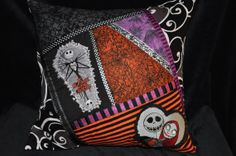 Nightmare Before Christmas Jack & Sally by Annasmemories on Etsy, $40.00