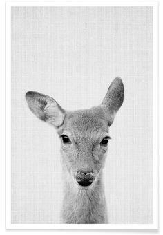Print 90 as Premium Poster by Lila x Lola | JUNIQE