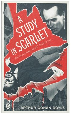 Sherlock Holmes Book A Study In Scarlet Sherlock Holmes Series