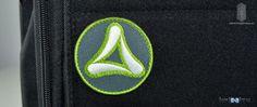 Parche Tohaa 1x Parche Tohaa #InfinityTheGame #CorvusBelli #PanOceania #Haqqislam #Tohaa #Aleph #Ariadna Infinity The Game, Lululemon Logo